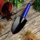 Совок посадочный, длина 24,5 см, пластиковая ручка