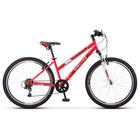 """Велосипед 26"""" Десна-2600, V020, цвет красный, размер 17"""""""