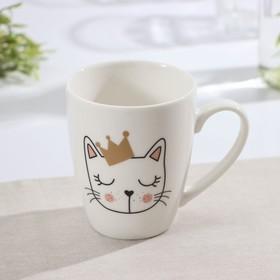 """Mug 350 ml """"Princess meow"""""""
