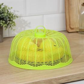 Сетка защитная для еды, 25,5х15 см, цвет МИКС