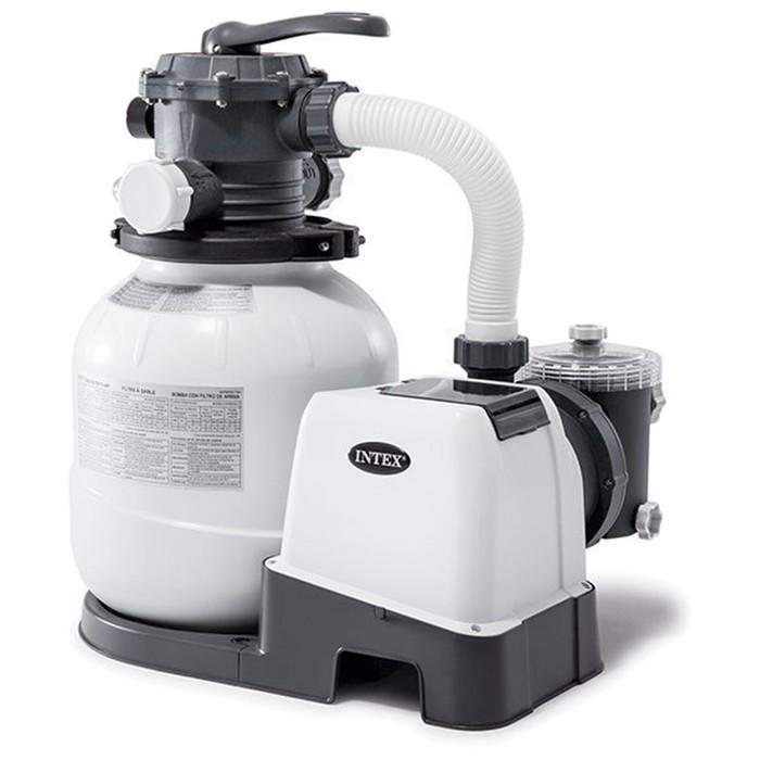 Фильтр-насос песочный 220-240V, 6000 л/ч, 26646 INTEX