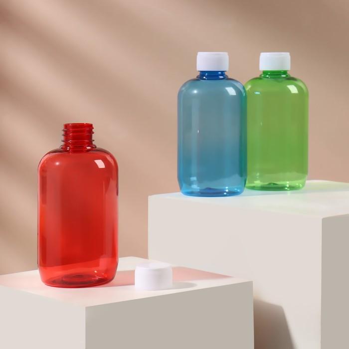 Бутылочка для хранения, 250 мл, цвет МИКС