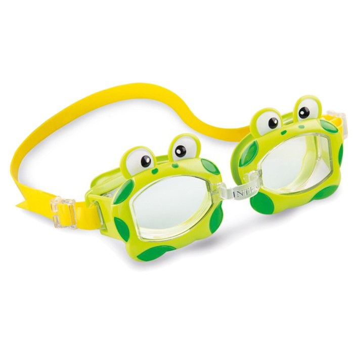 Очки для плавания FUN от 3-8 лет, МИКС 55603