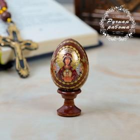 """Яйцо сувенирное """"Неупиваемая чаша"""", на подставке в Донецке"""