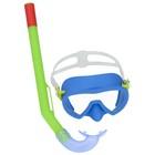 Набор для плавания Essential Lil' Glider (маска, трубка), от 3 лет, цвета микс 24036