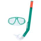 Набор для плавания Fun, маска, трубка, от 3 лет, цвета МИКС, 24018 Bestway