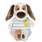 Мягкая игрушка «Бартоломей Baby» в комбинезоне, 20 см