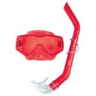 Набор для плавания Aqua Prime, маска, трубка, от 14 лет, цвета МИКС, 24037 Bestway