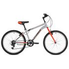 """Велосипед 24"""" Stinger Defender, 2018, цвет серый, размер 12,5"""""""