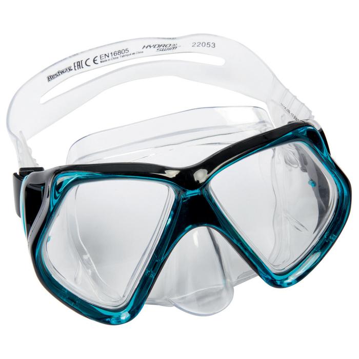 Маска для плавания Crystal Clear, от 14 лет, МИКС, 22053 Bestway