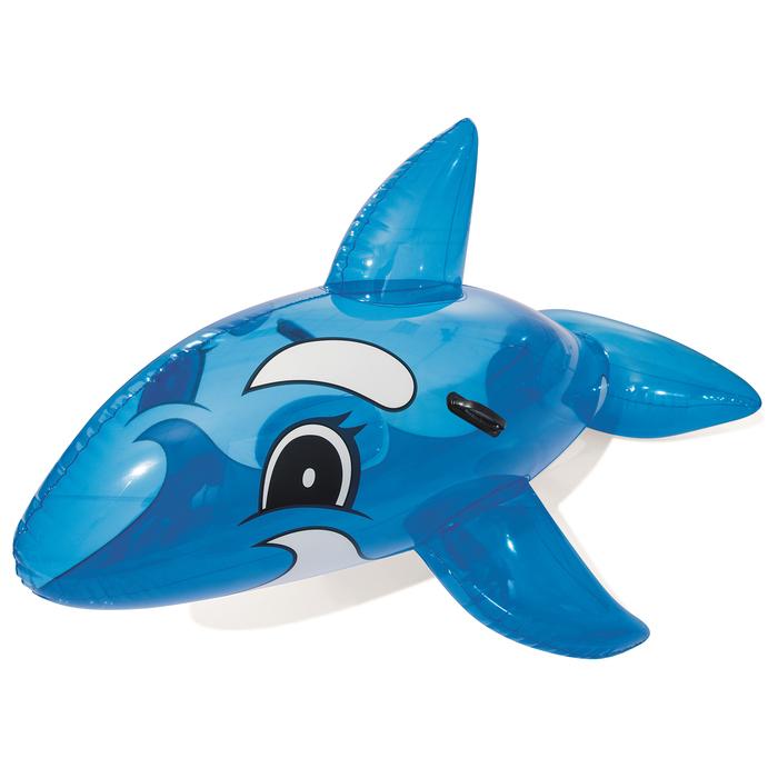 Игрушка надувная для плавания «Кит», 157 х 94 см, от 3 лет, цвета МИКС, 41037 Bestway
