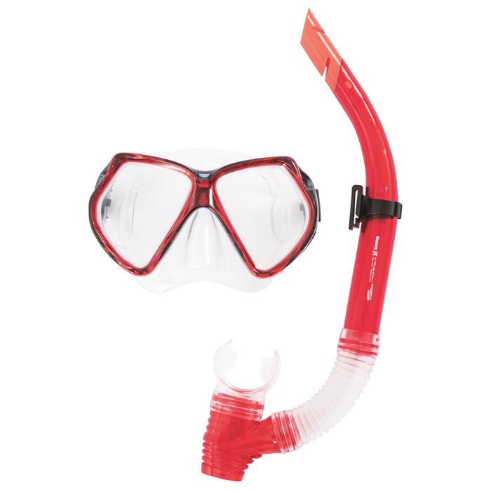 Набор для плавания Cozumel, маска + трубка, от 14 лет, МИКС, 24030 Bestway