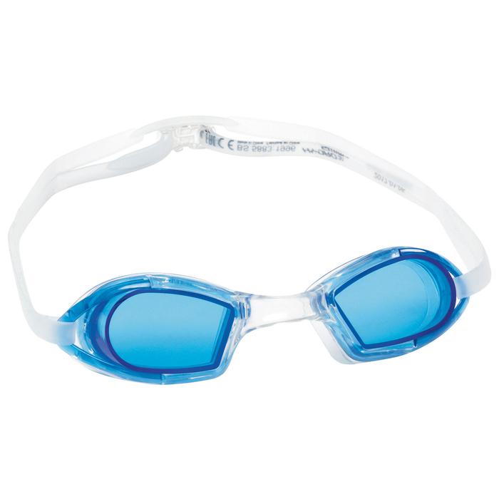 Очки для плавания IX-550, от 7 лет, цвета МИКС, 21064 Bestway