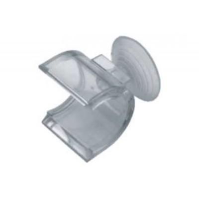Держатель R-19А для стекла с присоской, пластмассовый
