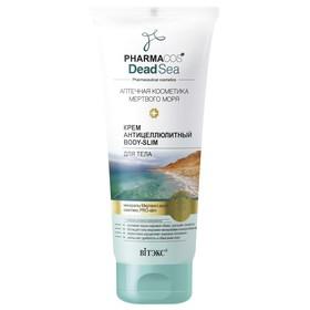 Bodyx Body Cream Pharmacos Dead SEA Body-Slim Anti-cellulite, 200 ml