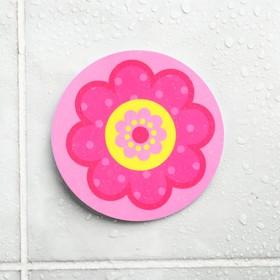 Наклейка для игры в ванной «Цветочек»