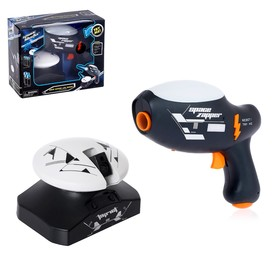 Тир проекционный «Космический стрелок», световые и звуковые эффекты, работает от батареек