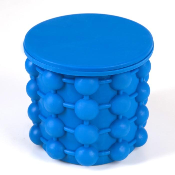 Емкость для охлаждения бутылок и приготовления льда, цвет МИКС