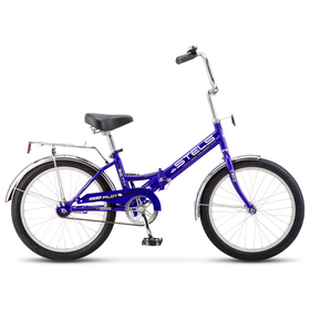 "Велосипед 20"" Stels Pilot-310, Z011, цвет синий, размер 13"""
