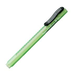 Eraser Pentel synthetics Clic Eraser, retractable, 6 * 80, lime case ZE80-K.