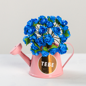Цветочный комплимент «Мечтай», 8.5 × 5 × 8.5 см