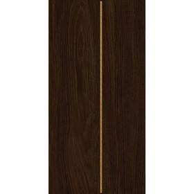 """Декор """"Арчи"""", коричневый 10-05-15-1095-6 500х250"""