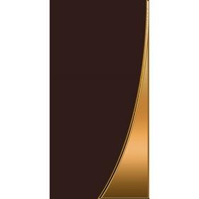 """Декор """"Трокадеро"""", бордо 10-06-47-1094-7 500х250"""