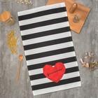 """Towel """"Ethel"""" Forever 40х73 cm, 100% cotton, twill 190 g/m2"""