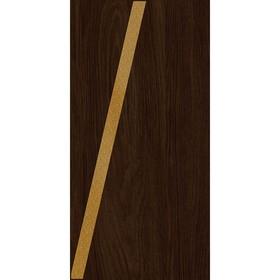"""Декор """"Арчи"""", коричневый 10-05-15-1095-4 500х250"""
