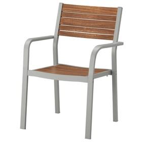 Кресло ШЭЛЛАНД, светло-коричневый