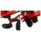"""Велосипед трёхколёсный Micio Classic Air, надувные колёса 10""""/8"""", цвет красный - фото 105546801"""