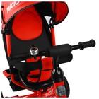 """Велосипед трёхколёсный Micio Classic Air, надувные колёса 10""""/8"""", цвет красный - фото 105546804"""