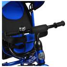 """Велосипед трёхколёсный Micio Classic Air 2019, надувные колёса 10""""/8, цвет синий - фото 105546813"""