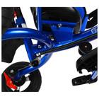 """Велосипед трёхколёсный Micio Classic Air 2019, надувные колёса 10""""/8, цвет синий - фото 105546816"""
