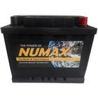 Аккумуляторная батарея Numax низ. о.п 60 - 6 СТ АПЗ