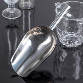 Совок для сыпучих и льда, 27×12×5,5 см