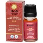 Масло для лица и тела Khadi «Роза, 10 мл