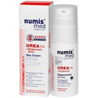 Дневной крем Numis Med с 5% мочевиной и гиалуроновой кислотой, 50 мл