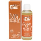 Массажное масло для младенцев Petit & Jolie, 100 мл