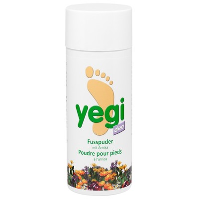 Дезодорант-порошок для ног Dr.Wild Deo Yegi, 80 г