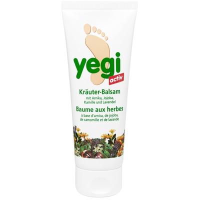 Травяной бальзам для ног Dr.Wild Active Yegi, 75 мл