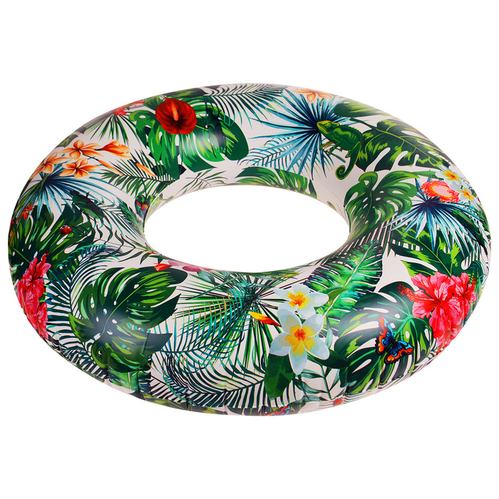 """Круг для плавания """"Тропики"""" 120 см"""