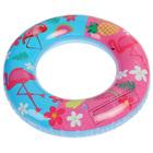"""Круг для плавания """"Фламинго"""" 60 см"""