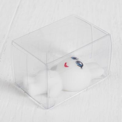 Мялка-антистресс «Зайка», цвета МИКС