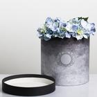 Подарочная коробка круглая «Пантон 07», 20 × 20 х 20 см