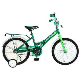 """Велосипед 18"""" Stels Talisman, Z010, цвет зелёный"""