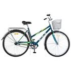 "Велосипед 28"" Stels Navigator-300 Lady, Z010, цвет морская волна, размер 20"""