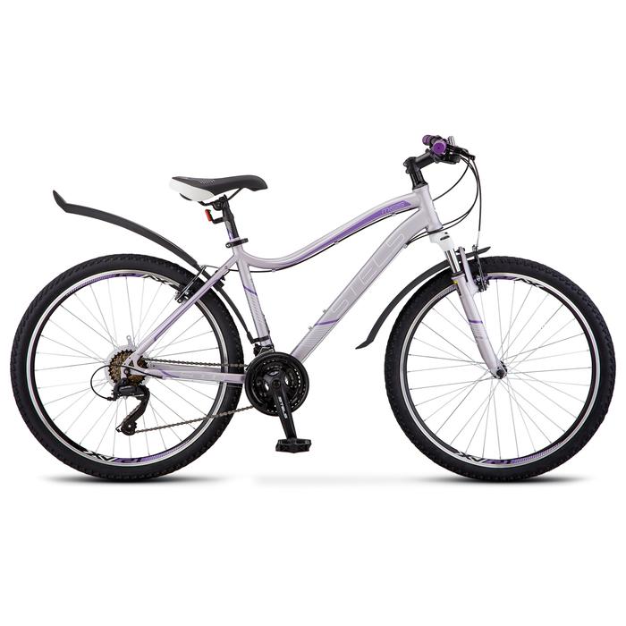 "Велосипед 26"" Stels Miss-5000 V, V040, цвет аметистовый, размер 15"""