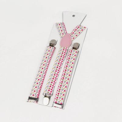 "Braces adults ""Asterisk"", length 96 cm, white"
