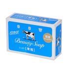 Мыло туалетное Cow Brand Soap Kyoshinsha Beauty Soap молочное освежающее, 135 г